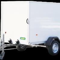 255 x 142 x 153 cm - 1300kg - Unsinn gesloten aanhangwagen