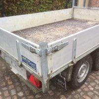 Plateau aanhangwagen / 2m50 x 1m50 / 2000 kg