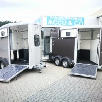 Ifor Williams HB 511 Diagonaal