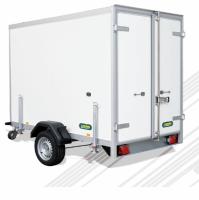 Koelwagen 250 x 135 x 190 cm - 750/1350kg - Unsinn Trailers