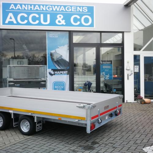 4m x 2m x 30cm / 3000 kg / Multi - autotrailer.